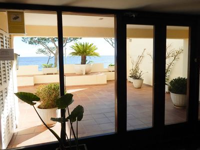 Photo for Holiday apartment on Platja D'Aro beach front line