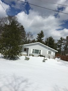 Photo for Scenic two bedroom house walking distance to lake huron