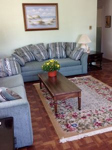 Living room - queen sofabed