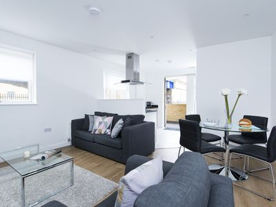 Photo for Beautiful 2BR Apartment on a Marina - Two Bedroom Apartment, Sleeps 4