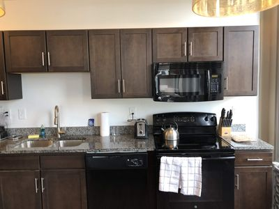 Photo for In the Heart of Downtown - 2 BR Place for Six!