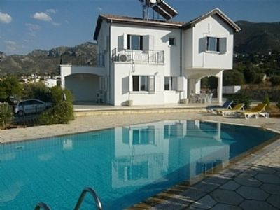 Photo for Beautiful Secluded Villa with Private Pool, on outskirts of Ozankoy village