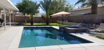 Photo for Indio Home - New Saltwater Pool & Spa - 5 Miles from Festival Grounds!!