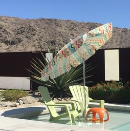 Palm Canyon, Palm Springs, CA, USA