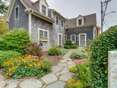 Photo for Beautiful Cape Cod getaway with standard home comforts - 2 blocks to beach!