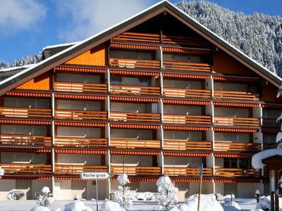 Photo for Apartment Diamant  in Villars, Alpes Vaudoises - 4 persons, 2 bedrooms