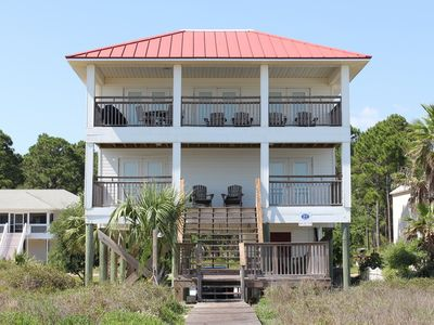 Photo for NOW OFFERING 20% OFF REMAINING APRIL WEEKS!!! Newly Remodeled, Beach Front Home