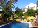 La Paz Farmhouse Studio with large pool and side pool bar with fridge and music