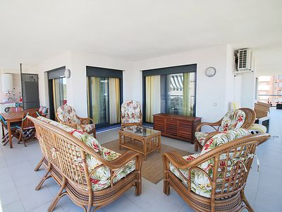 Photo for Apartment Tamarindo in Benidorm - 6 persons, 3 bedrooms