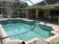 Great place good location clean and well presented home fantastic pool and lanai