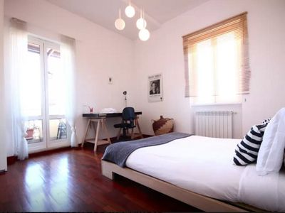 Photo for Sunny Flat with Terrace in Pigneto