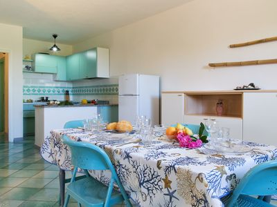Photo for Holiday Apartment with Wi-Fi, Air Conditioning, Garden & Terrace; Parking Available