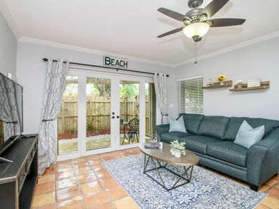 Photo for Blue Heaven. Professionally Managed 3 Bed 2 Bath w/ Private Yard Close to Beach