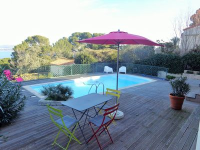 Photo for RENT VILLA SETE WITH SWIMMING POOL
