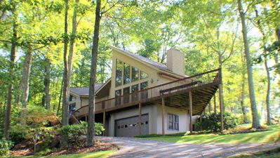 Photo for Golf Course Home located just North of Asheville, NC in Mountain Air, Burnsville, NC!