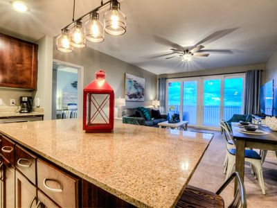 Photo for Laketown Wharf 1427! 2 BD 2BA, Stunning Ocean View, And Great Location By ZIA