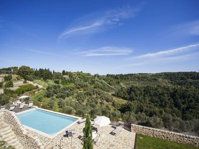 Photo for 1BR Apartment Vacation Rental in Castelfalfi, Toscana