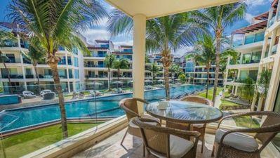 Photo for Ocean View Condo At The Elements - 2 Bedrooms