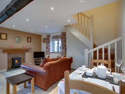 Photo for Newly Renovated Stunning Cottage in Silecroft, Cumbrian West Coast, for Couples