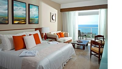 Photo for The Grand Bliss 2 BR/2 BA Master Suite at Vidanta, Nuevo Vallarta, Sleeps Max. 8