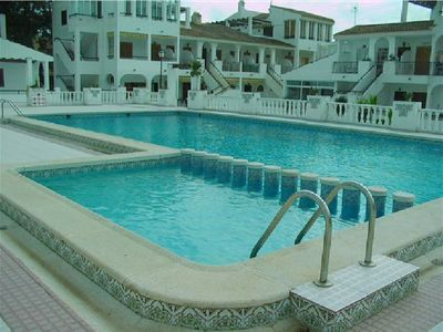 Photo for Apartment with pool and large terrace