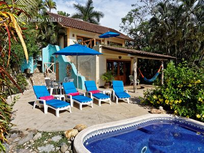 Photo for The Pancho Villa II - Ocean views & just a short walk to beach - San Pancho