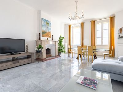 Photo for Vaneau 3 Bedrooms sea view