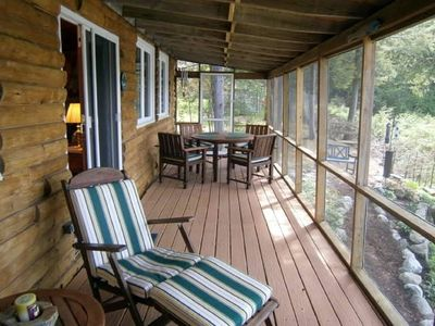 Photo for Loon Lodge on Pattee's Pond - Kayaks & Fireplace - 2019 dates available