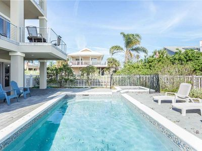 Photo for Augustine Sunset, 4 Bedrooms, Sleeps 12, Ocean View, Private Pool