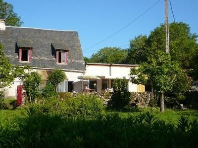 Photo for Auvergne with family, friends, house and studio, garden, WIFI