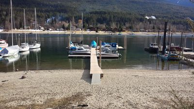 Photo for Kootenay Lake Centrally Located Affordable Weekly Rentals with Boat Slips