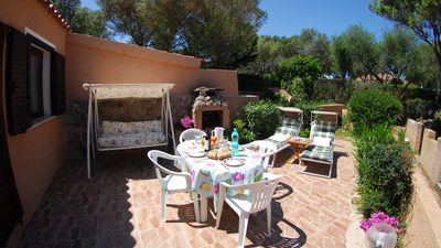 Photo for Villetta Sa Domu Azur- Perfect for families, athletes, animal lovers, sun worshipers