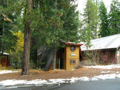 Photo for Charming Cabin At Donner Lake  - West End