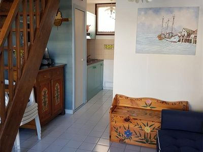 Photo for Apartment Port Barcares, 2 bedrooms, 5 persons