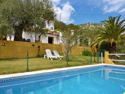 Photo for Traditional detached, country house with private swimming pool