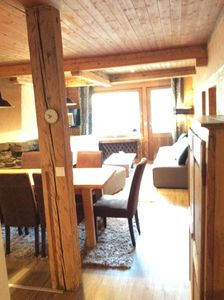 Photo for The Tavaillons 1, 4-star apartment in a magnificent alpine chalet
