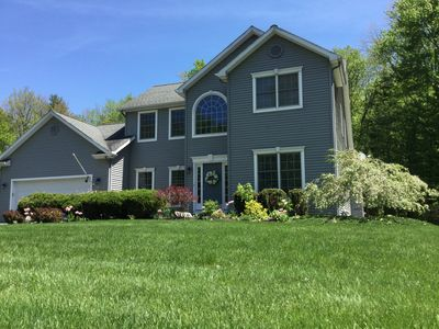 Photo for Beautiful family home in Saratoga Springs