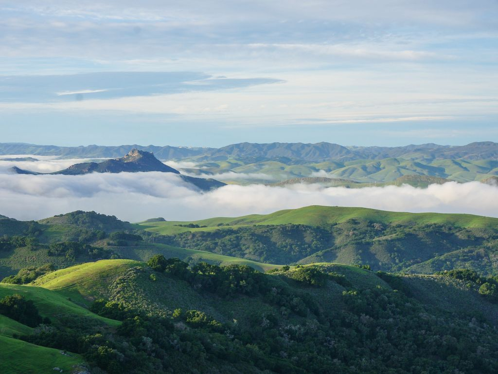 Irish Hills House: Mountain Top | Best View In SLO! - 493203