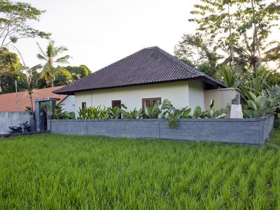 Photo for GARDEN HOUSE 3 BED ROOMS ,2 BATHROOM WITH GARDEN VIEW