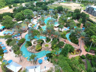 Photo for Luxury condo in the exclusive gated Reunion resort with resort amenities!