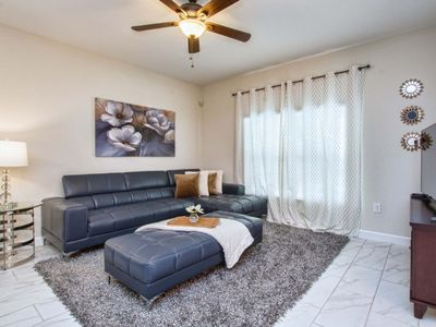Photo for GREAT LOCATION, LAKE VIEW, CLOSE TO ATTRACTIONS, SHOPPING, GROCERIES, RESTAURANTS!!