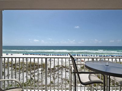 Photo for Updated Beachfront Condo, Ocean Views w/ Pool & Hot Tub