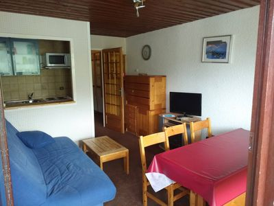 Photo for ** VAL THORENS ** south-facing app 5-6p - SERAC residence on the top of the resort