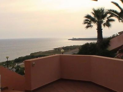 Photo for Apartment with fantastic sea views - Apartment Delle Ginestre