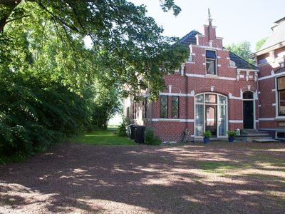 "Photo for Completely renovated former coach house of villa ""Hoeve Ceres"" from 1898"