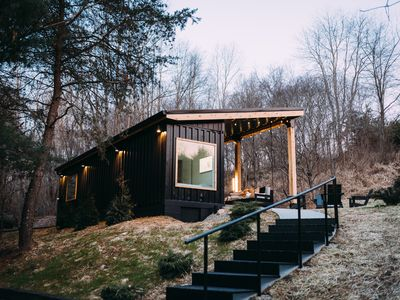 Photo for The Lily Pad (Tiny Home-Shipping Container)