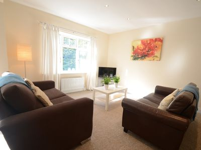 Photo for Poppies at Westcliffe House - Beautiful apartment set in 2.5 acres of grounds
