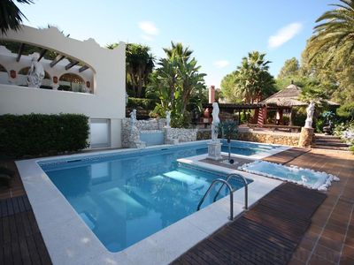 Photo for Exclusive super luxury mansion in Marbella, 10 minutes from Puerto Banus