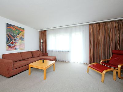 Photo for Apartment in the center of Davos with Lift, Parking, Washing machine, Balcony (49543)