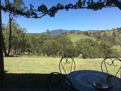 Photo for Elsewhere Retreat - 40 acres of privacy, peace & serenity in Megalong Valley